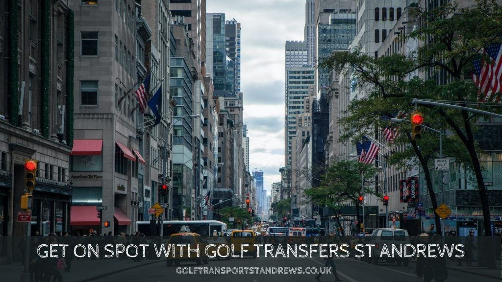 Golf Transfers St Andrews